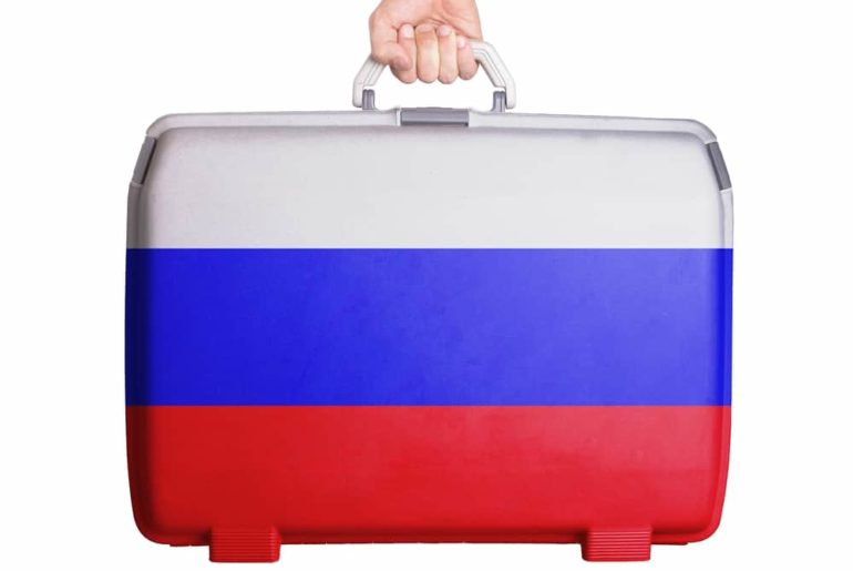 Luggage requirements Russia
