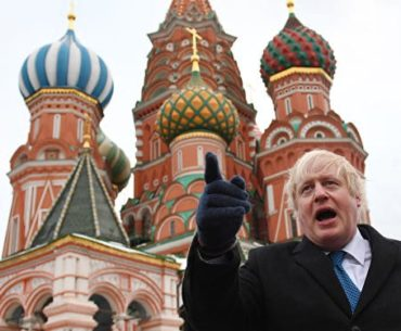 Britain Citizen in Russia