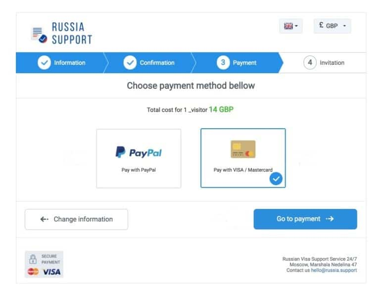 How to get a Russian Visa for UK citizens [Complete Guide