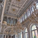 Visiting Hermitage Museum in St. Petersburg