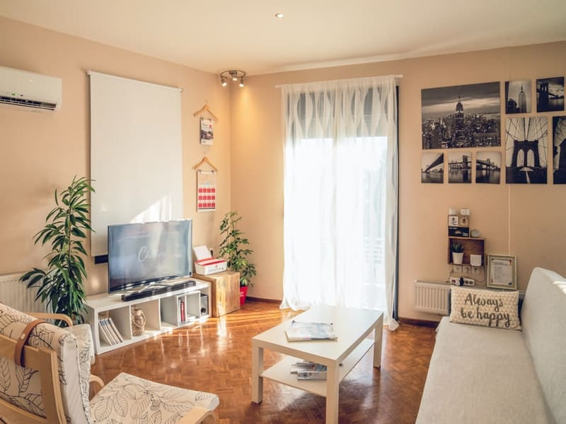 St. Petersburg apartment